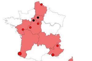 Pháp lo ngại nguy cơ lây lan rộng của biến thể virus mới tại Anh