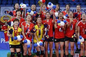 Đội tuyển bóng chuyền nữ: Đang 'đuối', chờ thầy ngoại cứu