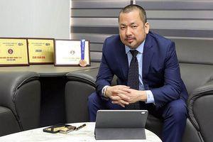 Sài Gòn FC thay chủ tịch Vũ Tiến Thành cùng tham vọng 'J-League hóa'