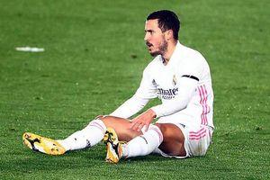 Cạn kiên nhẫn với Eden Hazard