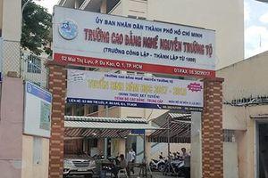 Nhiều sai phạm tại trường CĐ Kỹ thuật Nguyễn Trường Tộ