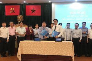 Sở Giao thông Vận tải và Sở Quy hoạch - Kiến trúc TPHCM ký kết hợp tác nhiều lĩnh vực