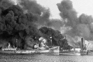 Trận tiểu Trân Châu Cảng của Đức vào phe Đồng minh khủng khiếp thế nào