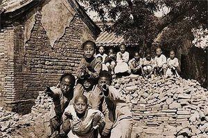 Loạt ảnh lột tả toàn cảnh cuộc sống Trung Quốc thời nhà Thanh