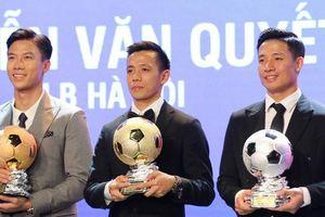 Quả bóng vàng Việt Nam 2020 chính thức gọi tên Văn Quyết