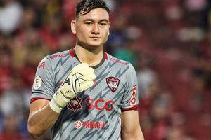 Đặng Văn Lâm đơn phương chấm dứt hợp đồng với Muangthong United