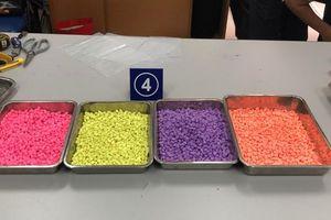 Hải quan TP.HCM bắt giữ hơn 31kg ma túy: Hé lộ chiêu thức ngụy trang tinh vi