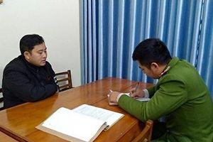 Bắt giữ nam tài xế chở gần 500kg pháo lậu từ Lào Cai về Hà Nội tiêu thụ