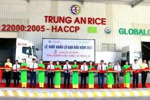 Xuất khẩu lô gạo đầu năm 2021 sang Malaysia và Singapore
