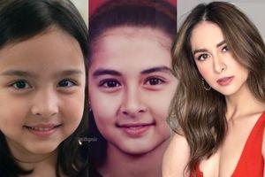 Mê mẩn bức hình 'mỹ nhân đẹp nhất Philippines' cùng con gái thu hút triệu like