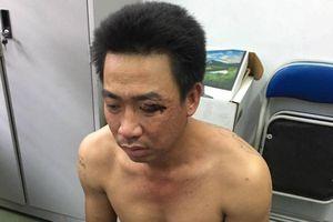 Đã bắt được tên trộm chó lái ô tô tông vào tổ tuần tra