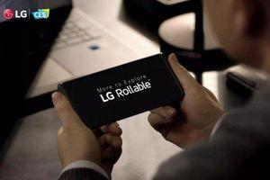 LG tung video giới thiệu điện thoại cuộn lại tại CES 2021