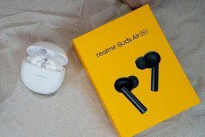 Tai nghe Realme Buds Air Pro sắp mở bán tại Việt Nam