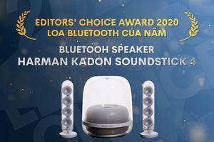 Editors' Choice Awards 2020 - Harman Kardon Soundsticks IV – Loa bluetooth của năm