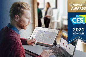 Viewsonic giành giải thưởng CES 2021 cho màn hình di động cảm ứng TD1655