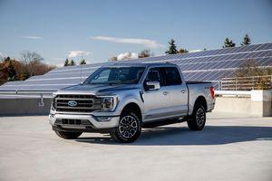 Ford giành 2 trong 3 giải thưởng Xe của năm tại khu vực Bắc Mỹ