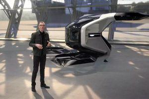 Hãng GM tiết lộ mẫu concept taxi bay tự hành tại CES 2021