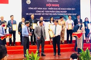 TP Hồ Chí Minh công bố 92 sản phẩm công nghiệp tiêu biểu