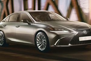 2021 Lexus RX Luxury Special Edition, ES Limited Edition lộ diện, nâng cấp thẩm mỹ sang trọng