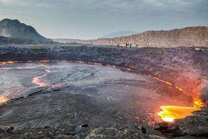 Loạt ảnh siêu thực ở nơi nóng nhất hành tinh
