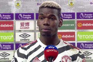 Pogba đặt mục tiêu mới cho M.U trước trận gặp Liverpool