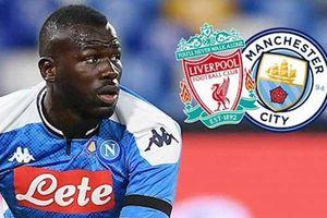 Liverpool Man City và M.U bị 'hét giá trên trời' cho hậu vệ của Napoli