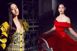 Hoa hậu Lương Thùy Linh yêu kiều trong bộ ảnh mới
