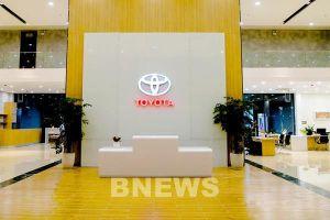 Toyota Việt Nam ra mắt đại lý Toyota TNG Hòa Bình