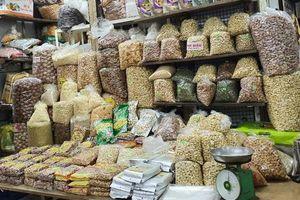Đồ khô đặc sản vùng cao bắt đầu tăng giá