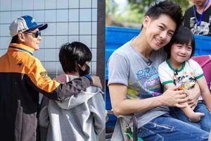 Không lộ mặt con trai, Lâm Chí Dĩnh chỉ ra lý do có liên quan đến chính cậu bé