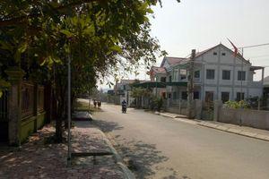 Diễn Châu (Nghệ An): Thêm 4 xã đạt chuẩn nông thôn mới