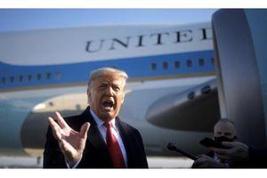 Ông Donald Trump phủ nhận mọi trách nhiệm liên quan đến cuộc bạo loạn Điện Capitol
