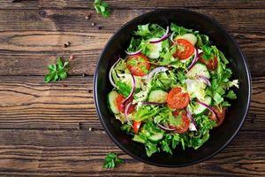 Cơ thể khỏe mạnh hơn nhờ ăn chay đúng cách