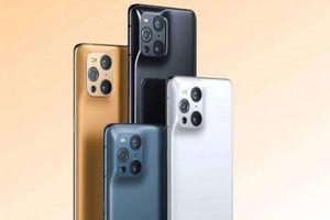 Oppo Find X3 Pro sắp ra mắt với 'vết sưng' bất thường trên camera