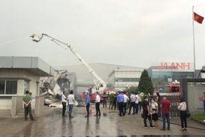 Bắc Ninh: Xử phạt thêm 2 doanh nghiệp vi phạm luật về phòng và chữa cháy