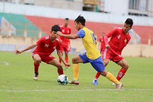 U19 Khánh Hòa thắng đậm U19 Bến Tre