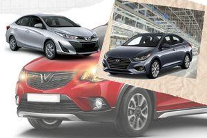 10 xe bán chạy nhất năm 2020: Xe Việt lần đầu lọt Top