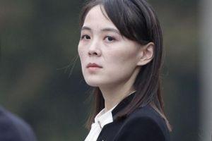 Em gái Kim Jong Un 'nổi đóa' với Hàn Quốc vì gián điệp Bình Nhưỡng