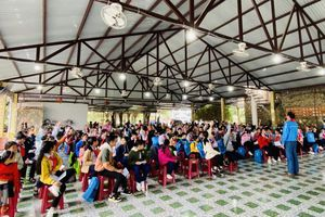 Tập huấn Ban Chỉ huy Liên đội tỉnh Khánh Hòa năm học 2020 - 2021