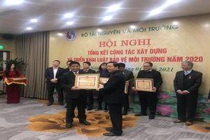 WWF-Việt Nam nhận bằng khen vì góp phần xây dựng Luật Bảo vệ Môi trường năm 2020