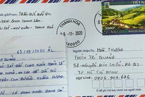 Viết từ trại giam Thanh Lâm, Thanh Hóa: Thư gửi Thầy