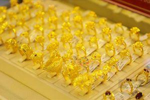 Giá vàng thế giới tăng liên tiếp