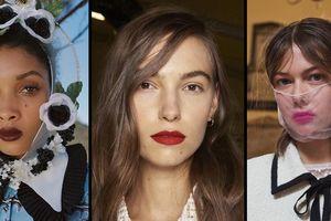 5 màu son được lăng-xê kịch liệt trong Tuần lễ Thời trang Xuân Hè 2021