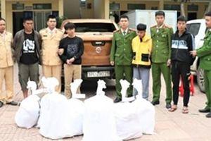 Nóng bỏng cuộc chiến với tội phạm ma túy ở biên giới Nghệ An