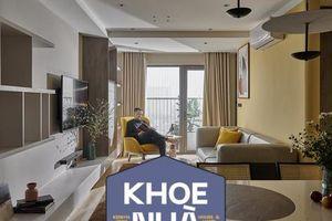 Kiến trúc sư kể chuyện nhà mình: Đập đi xây lại được căn hộ đẹp mê ly, nhìn hình thực tế mà cứ ngỡ ảnh 3D