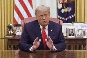 Tổng thống Donald Trump lần thứ 2 bị luận tội