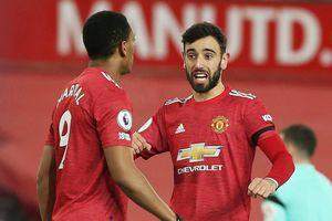 M.U nhận tin cực vui trước đại chiến với Liverpool