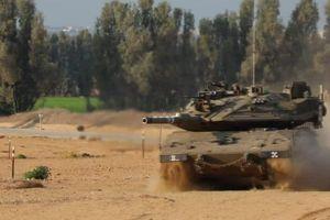 Phong trào Hamas và quân đội Israel tấn công nhau ở Dải Gaza