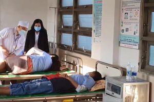 70 công nhân nghi ngộ độc thực phẩm tại KCN An Phú (Phú Yên) được xuất viện
