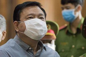 Ông Đinh La Thăng phủ nhận cáo buộc nhưng không kháng cáo